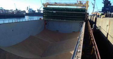 Garland movimenta mais de 55,2 mil toneladas de trigo em dois meses