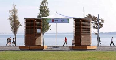 DPDgroup inaugura duas ´city trees´ em Lisboa
