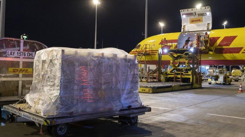 Receitas da DHL sobem 5,5% após ano de 'boom' do e-commerce