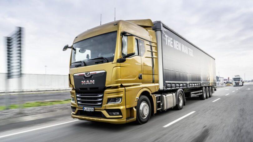 MAN TGX European Truck
