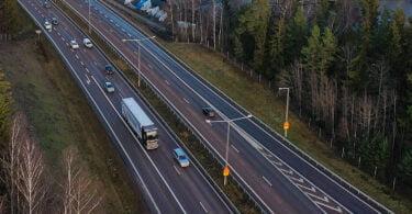 Scania condução autónoma