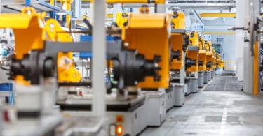 Jungheinrich aposta em energia verde para as suas instalações e unidades de produção