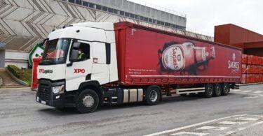XPO Logistics e Central de Cervejas