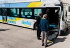 A Air Products e a New Flyer of America realizaram um tour em Washington para mostrar autocarros com combustível alimentado com hidrogénio.