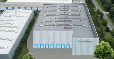 A Smurfit Kappa vai investir mais de 25 milhões de euros na sua megafábrica de Pruszkow, situada na região central da Polónia.