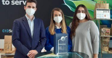 A BanaBag triunfou nos Better Planet Packaging Awards da Smurfit Kappa, prémio que pretende galardoar a embalagem mais inovadora da Europa.
