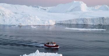 A MSC reafirmou o seu compromisso de evitar as rotas de carga via ártico, de forma a limitar o carbono negro e outros impactos ambientais.