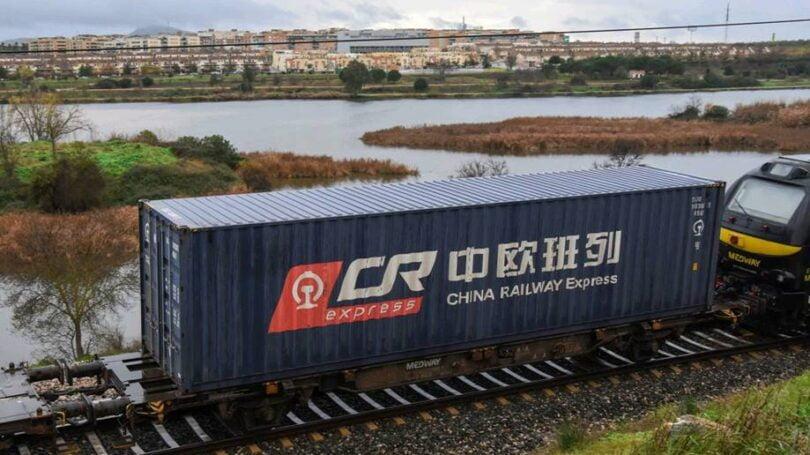A Medway iniciou o seu novo serviço que liga a China e Portugal, através da ferrovia, reforçando a sua aposta em soluções sustentáveis.