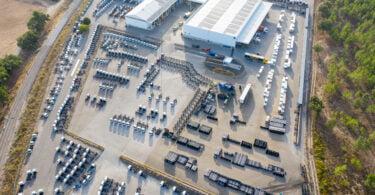 Fábrica Daimler Tramagal