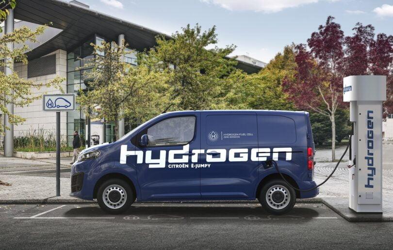 e-jumpy hydrogen