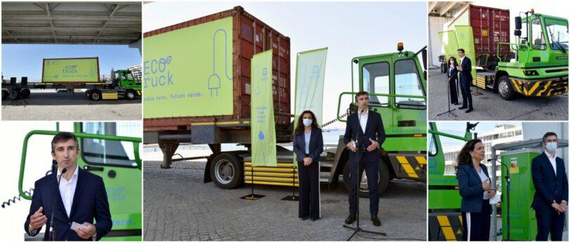 Porto de Leixões - Eco Truck
