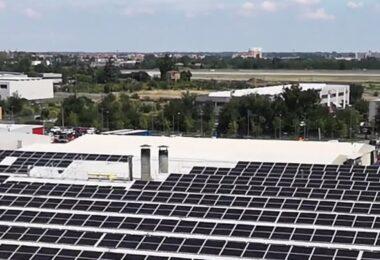 A Toyota Material Handling Europe (TMHE) confirmou a utilização de 100% de eletricidade renovável nas suas operações europeias.