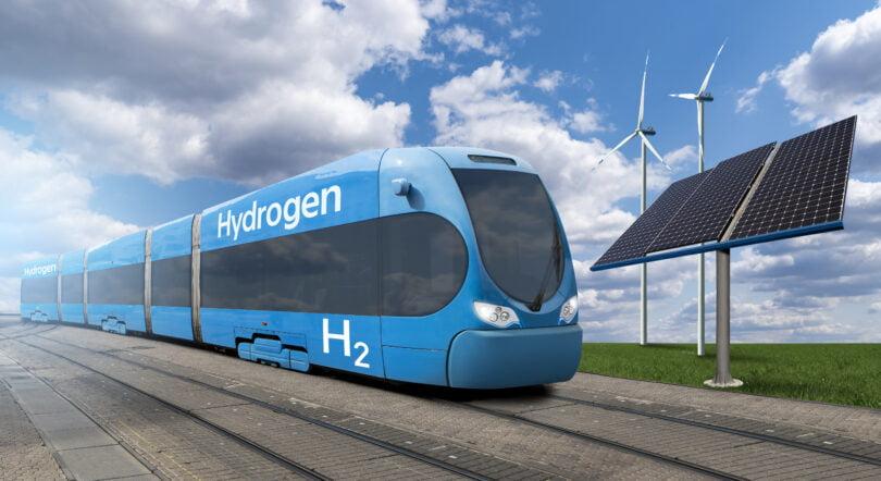 comboio hidrogénio