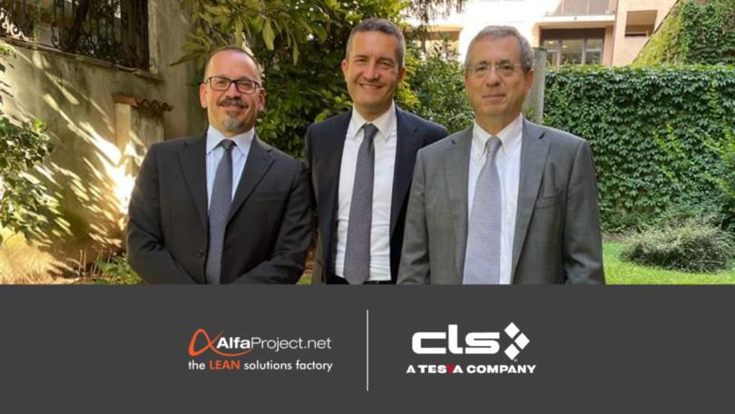 A CLS adquiriu a Alfaproject.net, com o objetivo de desenvolver a unidade de negócios CLS iMation dedicada à Automatização Logística.