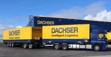 A filial holandesa da Dachser, no âmbito da sua estratégia de proteção climática, apostou em veículos mais longos, nomeadamente os LHV.