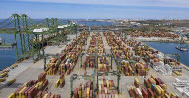Porto de Sines 2021
