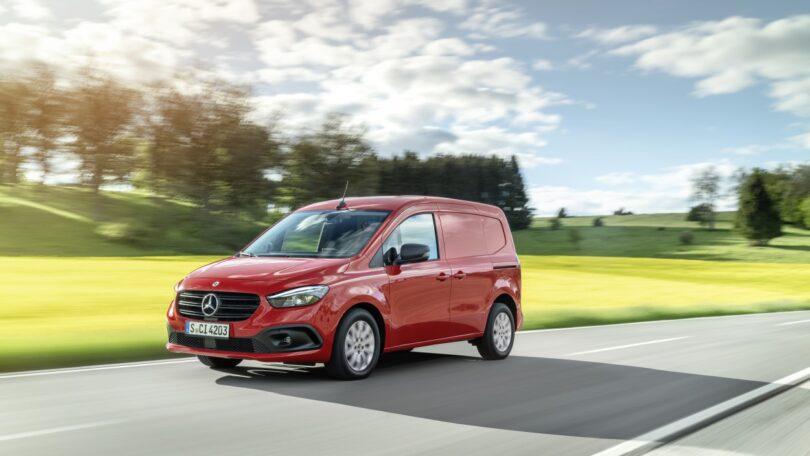 novo Mercedes Benz Citan