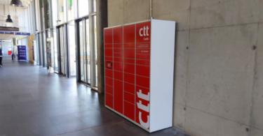 Os CTT – Correios de Portugal instalaram, em parceria com a TTSL – Transtejo Soflusa, três cacifos públicos em três terminais fluviais.