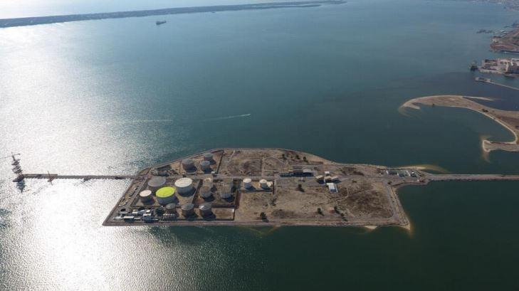 Eco Oil Porto de Setúbal
