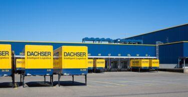 O contentor de carga padrão para logística de grupagem terrestre comemora o seu 50º aniversário este ano, revela a Dachser.