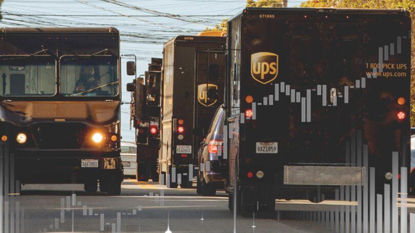 A UPS anunciou que, durante o segundo trimestre de 2021, atingiu uma receita consolidada de 23,4 mil milhões de dólares, um aumento de 14,5%.
