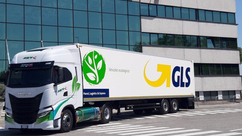 A GLS, um dos principais operadores italianos de correio expresso, atualizou a sua frota com 120 novos veículos movidos a GNL e Bio-GNL.