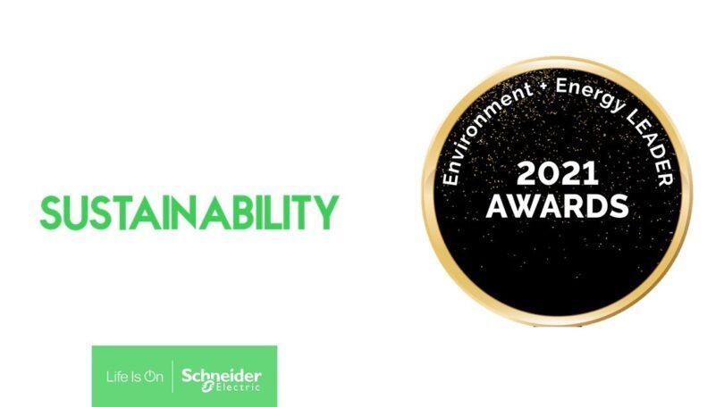 A Schneider Electric recebeu o prémio Top Project of the Year da Environment + Energy Leader pelo seu projeto Gigaton PPA (GPPA).