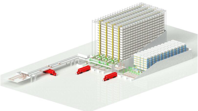 A fábrica da Coca-Cola HBC, em Radzymin, na Polónia, vai ser automatizada pela Jungheinrich, empresa de soluções intralogísticas.