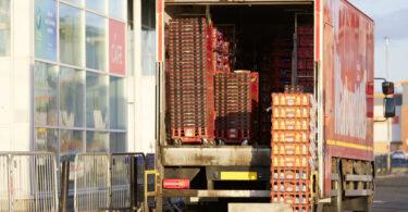 Reino Unido - camionistas
